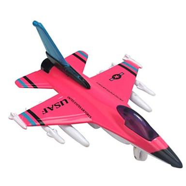 Carrinhos de Fricção Avião Aeronave Lutador Clássico Para Meninos Unisexo