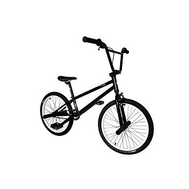 BMX kola Cyklistika Others 20 palců Běžný Bez odpružení Ocelový rám Bez odpružení Krokové Monocoque Protiskluzový PVC Ocel