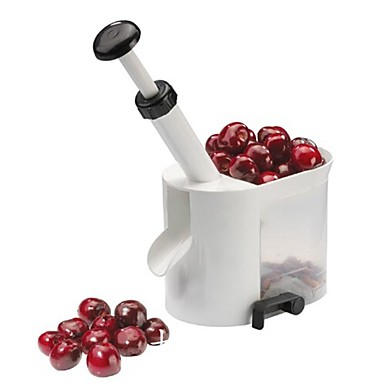 Utensílios de cozinha Plástico Gadget de Cozinha Criativa Removedor de sementes Fruta 1pç