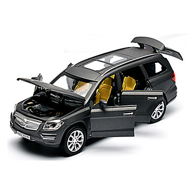 hesapli Oyuncaklar ve Oyunlar-Geri Çekme Araçları Klasik Araba SUV Araba Klasik Klasik Unisex Oyuncaklar Hediye