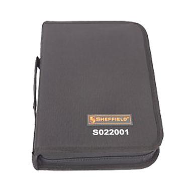 셰필드 s022001 가정용 손 도구 세트 기본 유지 보수 8 세트 / 1 세트