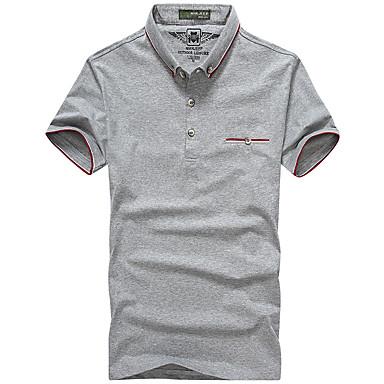 남성용 하이킹 T-셔츠 집 밖의 빠른 드라이 통기성 티셔츠 탑스 피싱