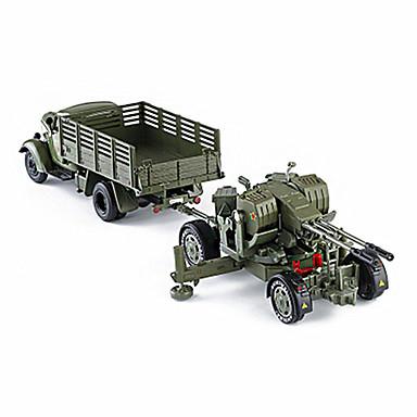 Veículo Militar Caminhões & Veículos de Construção Civil Carros de Brinquedo Metalic Plástico Crianças Unisexo Para Meninos Para Meninas Brinquedos Dom