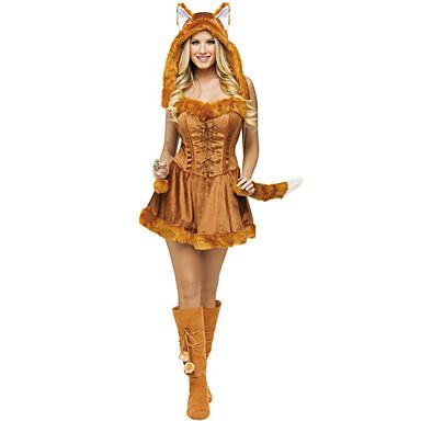 Tier Cosplay Kostüme Frau Halloween Fest/Feiertage Halloween Kostüme Andere