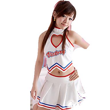 Úbory Sweet Lolita Lolita Cosplay Lolita šaty Módní Krátký rukáv Short / Mini Vrchní deska Sukně Pro