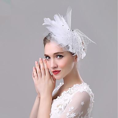 Kopfschmuck mit Imitation Perle / Strass Hochzeit / Party Kopfschmuck