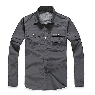 Pánské Dağcı Gömleği Outdoor Rychleschnoucí Odolný vůči UV záření Prodyšné Spodní prádlo Sněhové sporty
