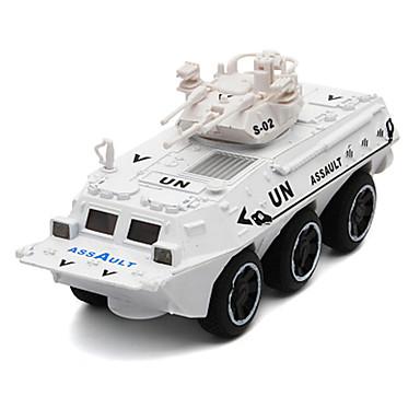 Carros de Brinquedo Brinquedos Veículo Militar Brinquedos Simulação Outros Tanque Charrete Liga de Metal Peças Unisexo Dom