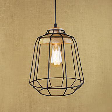 Luzes Pingente Luz Ambiente - Estilo Mini Designers, Lanterna Regional Retro, 110-120V 220-240V Lâmpada Incluída