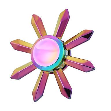 Spinners de mão Mão Spinner Pião Alivia ADD, ADHD, Ansiedade, Autismo Brinquedos de escritório Brinquedo foco O stress e ansiedade alívio