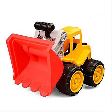 beiens Brinquedos Escavadeiras de Rodas Brinquedos Maquina de Escavar ABS Peças Crianças Dom