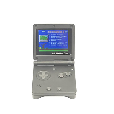 ieftine Console de Joc-Gb stație lumină băiat sp pvp mână jucat joc player portabil 142 construit în jocuri portabile video consola 3 '' lcd retro jocuri