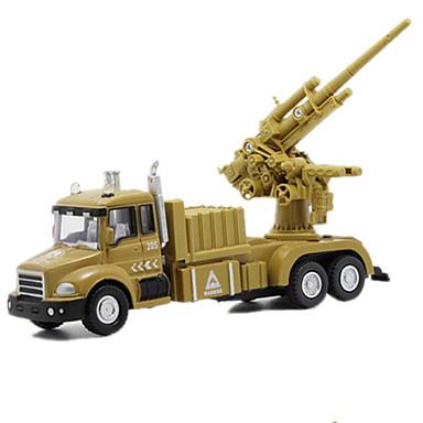 Carros de Brinquedo Brinquedos Modelo de Automóvel Veículo Militar Brinquedos Música e luz Outros Tanque Charrete Liga de Metal Peças