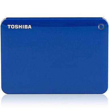 Toshiba V8 canvio 2,5 tuuman mobiili kiintolevy USB3.0 2TB sininen