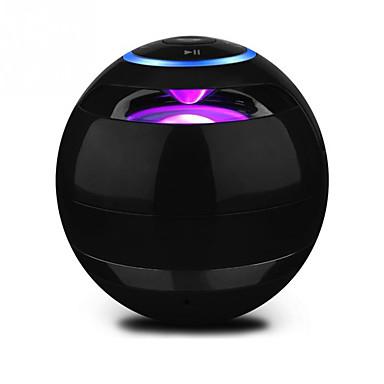 Bezdrátová Bezdrátová Bluetooth reproduktory Přenosný Outdoor prostorový zvuk Bult mikrofon LED světlo Podpora paměťových karet Stereo