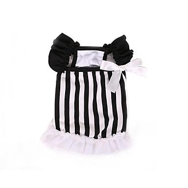Kleider Hundekleidung Klassisch Niedlich Lässig/Alltäglich Modisch Streifen Streifen Kostüm Für Haustiere