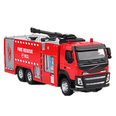Caminhão de Bombeiro Caminhão de carga Caminhões & Veículos de Construção Civil Carros de Brinquedo Modelo de Automóvel 01:50 Simulação