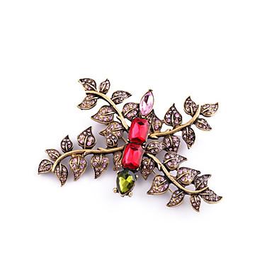 Dámské Brože Jedinečný design Rozkošný Cute Style Slitina Šperky Pro Párty Zvláštní příležitosti Večírek