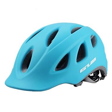 Adulto Capacete de bicicleta / Capacete 18 Aberturas Resistente ao Impacto PC (policarbonato), EPS Esportes Ciclismo de Estrada / Ciclismo / Moto / Bicicleta De Montanha / BTT - Preto / Vermelho