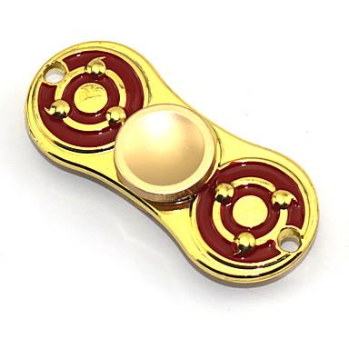Fidget Spinner Inspirado por Naruto Sasuke Uchiha Anime Acessórios para Cosplay Colares cromada