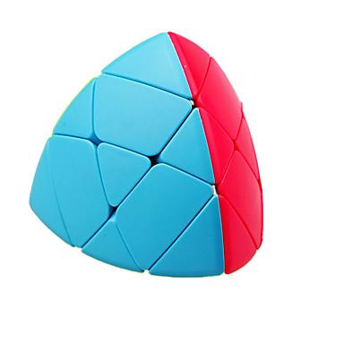 Rubikin kuutio QIYI Pyramorphix Mastermorphix Tasainen nopeus Cube Rubikin kuutio Puzzle Cube Sileä tarra Muovit Kolmia Lahja