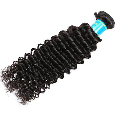 Perui haj Mély hullám Emberi haj sző 1 darab Az emberi haj sző