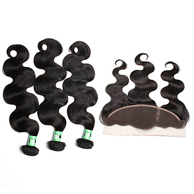 شعر برازيلي هيئة الموج شعر مستعار طبيعي ينسج شعرة الإنسان ينسج شعرة الإنسان ناعم شعر إنساني إمتداد