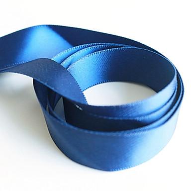 Marineblau Polyesterband 5/8 Zoll x 100y beter gifts® Verpackungsmaterialien