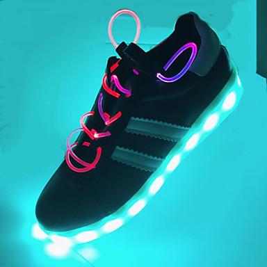 Printemps Confort Lumineuses Chaussures 05501839 Bout Chaussures Nouveauté Plat d'Athlétisme Unisexe Chaussures Talon Automne Polyuréthane ax0nTZwqE