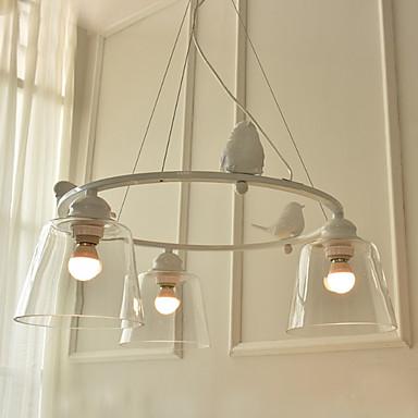 Modern/Zeitgenössisch Traditionell-Klassisch Pendelleuchten Raumbeleuchtung Für Wohnzimmer Schlafzimmer Esszimmer Studierzimmer/Büro