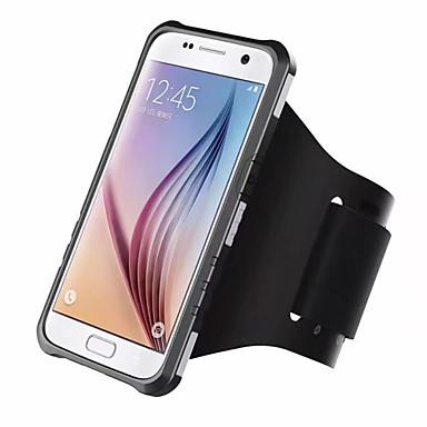 Capinha Para Samsung Galaxy S8 Plus S8 Antichoque Braçadeira Faixa de Braço Côr Sólida Rígida PC para S8 Plus S8 S7 edge S7