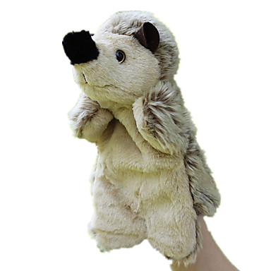 Fantoches de dedo Fantoches Brinquedos Animal Fofinho Animais Adorável Tactel Felpudo Crianças Peças