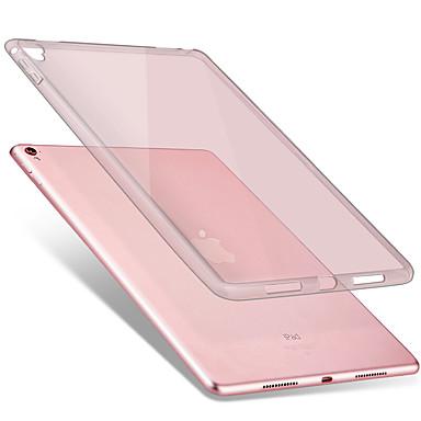 Pro Pouzdra a obaly Průhledné Zadní kryt Carcasă Pevná barva Měkké TPU pro Apple iPad Pro 9.7''