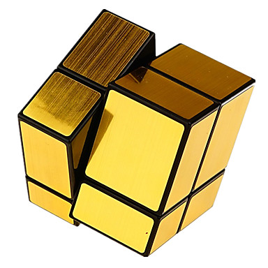Rubik's Cube Shengshou Mirror Cube 2*2*2 Cubo Macio de Velocidade Cubos mágicos Cubo Mágico Dom Unisexo