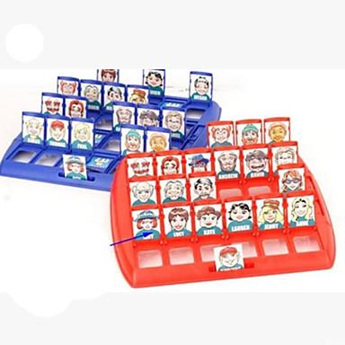 Hračky Čtvercový Plast