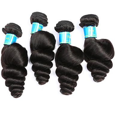Vietnámi haj Laza hullám Emberi haj sző 4 darab Az emberi haj sző