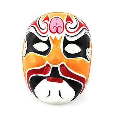 Halloween-Masken Hand bemalte Masken Spielzeuge Anderen Gips Zum Gruseln Stücke Unisex Geschenk