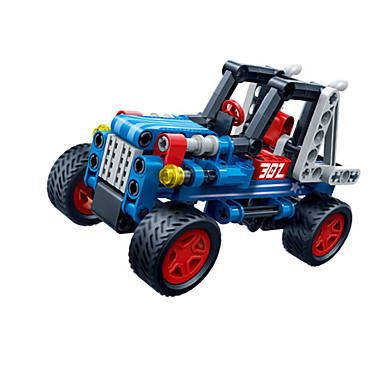 Carros de Brinquedo Blocos de Construir Carrinhos de Fricção pçs Outros Carro de Corrida Faça Você Mesmo Criativo Carro de Corrida Para
