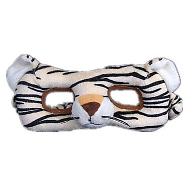 Máscaras de Dia das Bruxas Máscara de Animal Animais de Pelúcia Brinquedos Outros Tecido Felpudo Terror Peças Mulheres Para Meninas Dom