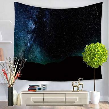Wall Decor 100% polyester Se vzorem Wall Art, Nástěnné tapiserie z 1
