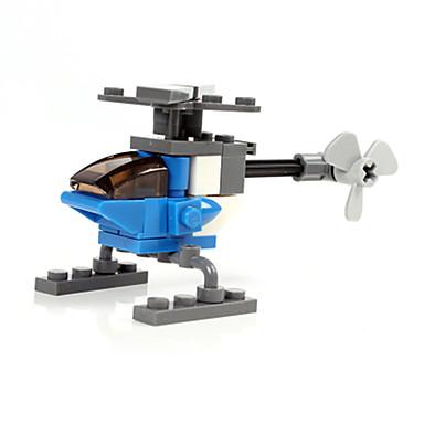 Blocos de Construir Bonecos em Blocos de Montar Outros Tanque Aeronave Fun & Whimsical Para Meninos Unisexo Brinquedos Dom