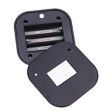Ywxlight® mini led sem fio da luz da noite movimento infravermelho sensor ativado luzes alimentado por bateria de parede armário de emergência roupeiro lâmpada da noite