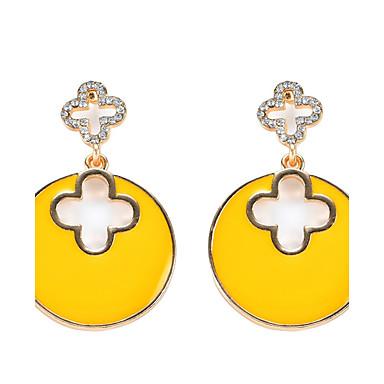 Dámské Visací náušnice Bohemia Style Arylic Slitina Šperky Pro Párty Denní Ležérní Podium