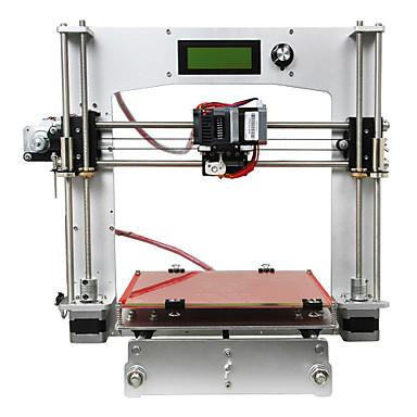 Geeetech 3d מדפסת כל אלומיניום prua i3 מבנה 3 d מדפסת ערכת 1.75mm נימה / 0.3mm זרבובית
