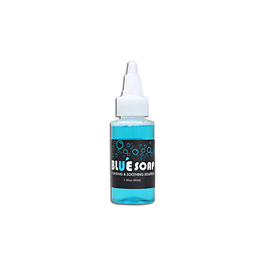 Professinal Small Bottled Blue Soap 30ml Tattoo Cleaning Soap Accessories
