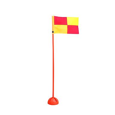 Fußball Flaggen für die Ecken beim Fußball 1 Stücke Leichtes Material Langlebig