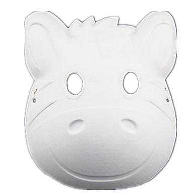 Halloween-Masken Tiermaske Zeichentrickmaske Spielzeuge Tier Zum Gruseln Stücke Unisex Geschenk