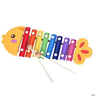MWSJ Xilofone Diversão Instrumento Musical de Brinquedo Unisexo Brinquedos Dom