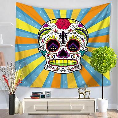 Ostatní Wall Decor 100% polyester Se vzorem Animák Wall Art, Nástěnné tapiserie Dekorace