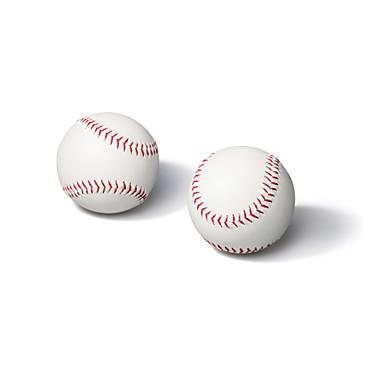 Win.max 1 kus nové bílé základní míče 9 palců tvrdé koule baseballové tréninkové tréninkové koule